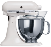 Миксер KitchenAid 5K45SSEWH фото в Краснодаре