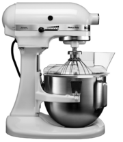 Миксер KitchenAid 5KPM5EWH фото в Краснодаре